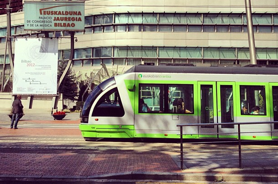 Delegates can travel for free on the tramway during BEM